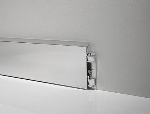 Плинтус для ковролина: разновидности, материалы, пошаговое описание монтажа