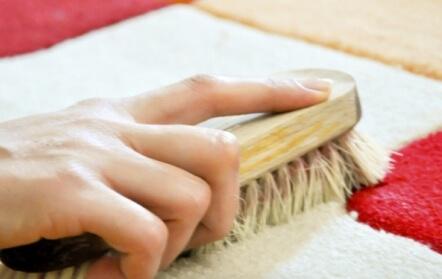 Чем и как устранить запах мочи с ковролина