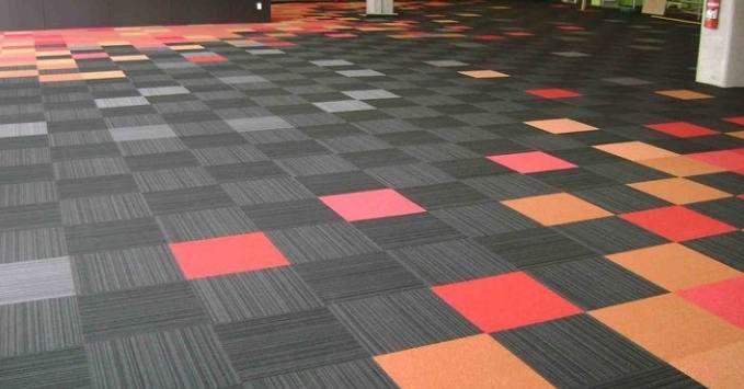 Что такое плиточный ковролин и как правильно его уложить
