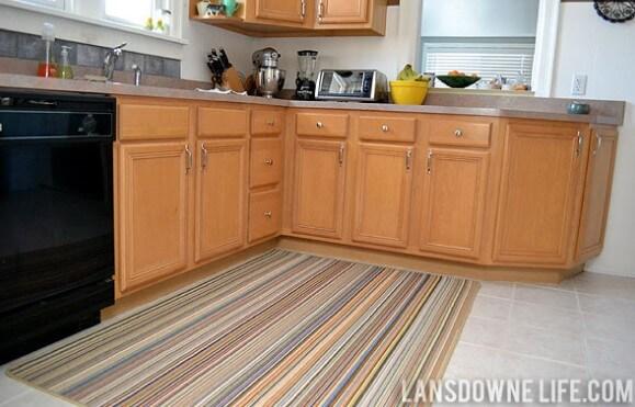Ковролин на полу в различных помещениях (фото)