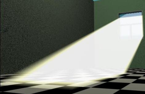 Солнечных лучи нагреют и разгладят ковровое покрытие