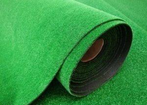 Ковровое покрытие под траву